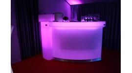 Bars lumineux LED extérieur